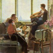 S. Shilnikov. Students