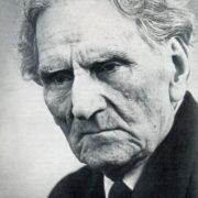Soviet Armenian artist Martiros Saryan (1880 — 1972)