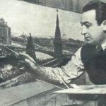 Soviet artist Dmitry Nalbandyan