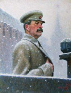 Soviet artist Alexander Laktionov