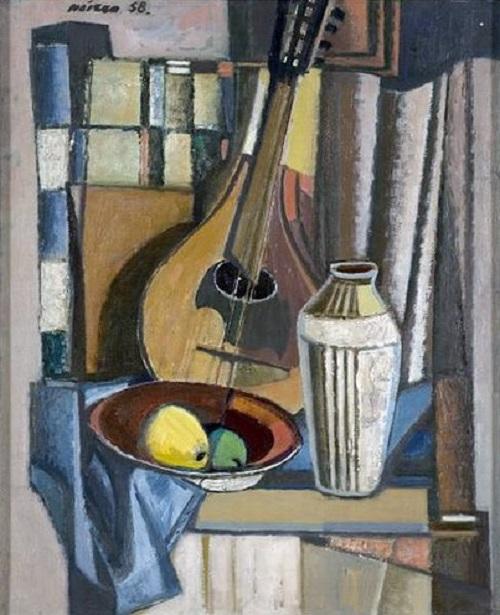 Soviet Estonian artist Lepo Mikko