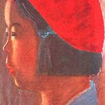 Soviet artist Beniamin Basov 1933-2000