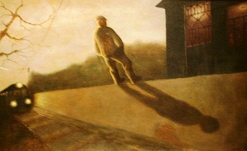 Soviet artist Andrey Demykin