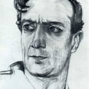 V.K. Papazyan. Pencil. 1924