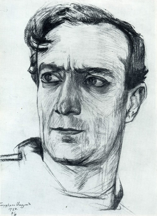 V.K. Papazyan. Pencil. 1924