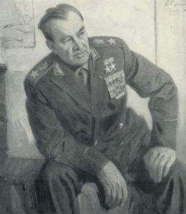 Soviet Artists Painting War Time