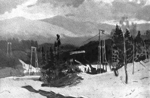 A. Kashshay. Svidovets Valley