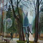 Soviet Belarusian painter Eduard Belagurov 1947-1998