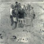 Soviet artist Dmitry Mochalsky
