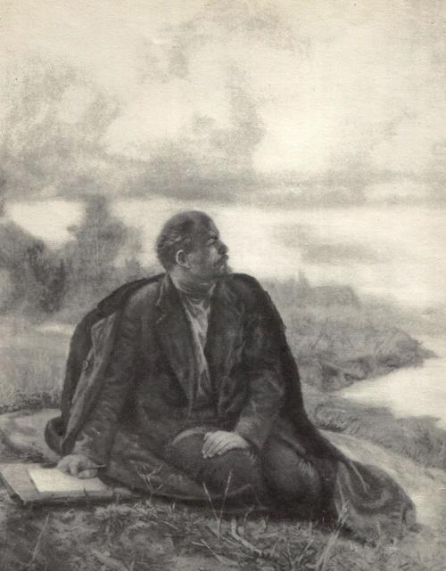 Soviet artist Yevgeny Kibrik