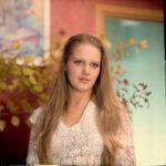Young and beautiful Elena Proklova