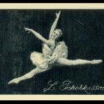 1958 Soviet Ballet Matchbox Labels