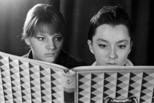 Marianna Vertinskaya and Anastasiya Vertinskaya