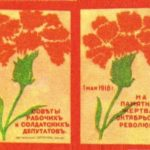 Red Carnation revolutionary flower