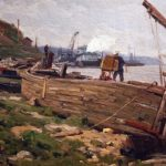 Soviet Russian artist Pyotr Konchalovsky 1876-1956