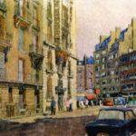 Soviet Azerbaijani artist Sattar Bahlulzade 1909-1974