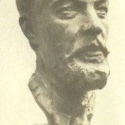 Chekhov. 1949 Gypsum