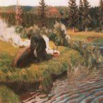 Soviet Georgian artist Elena Akhvlediani 1901-1975