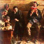 Soviet artists Tkachev Brothers