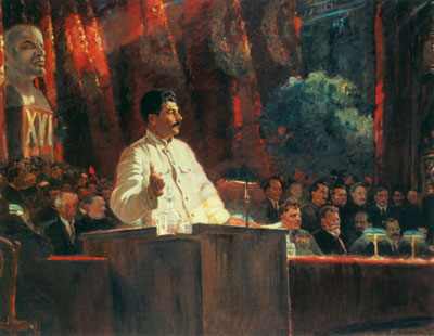 Speech of Stalin