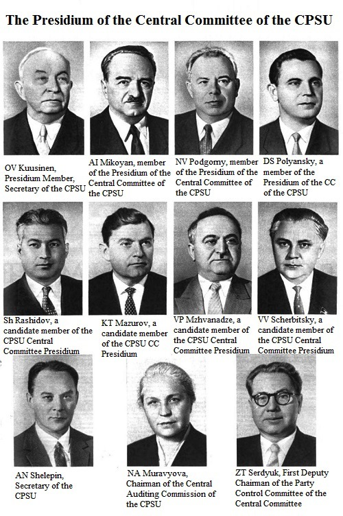 Soviet Union journal pages