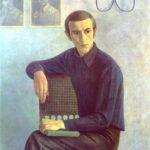 Soviet painter Valentin Chekmasov