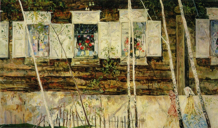 Window. 1962. Perm Art Gallery