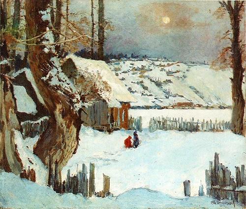 Soviet artist Boris Domashnikov
