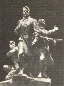 sculptor A. Faydysh