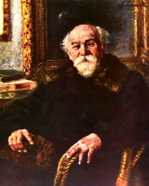 Soviet artist Alexandr Gerasimov