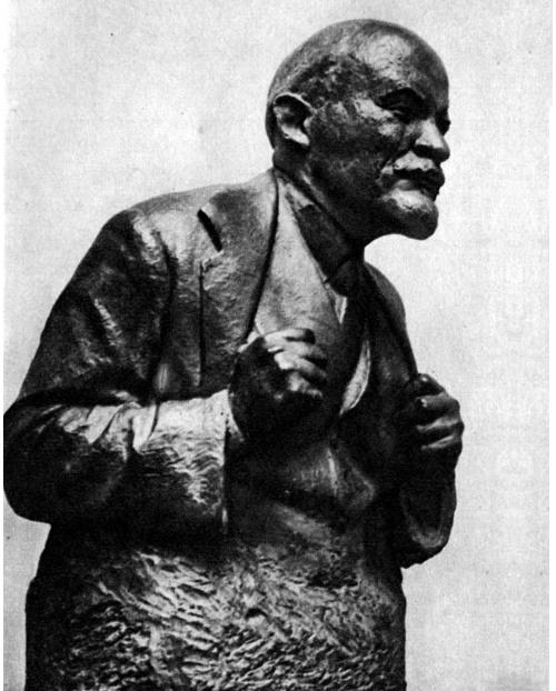 sculptor Nikolay Andreyev