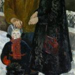 Soviet artist Inna Shirokova