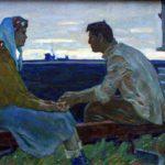 Soviet artist Vitaly Mayboroda 1954-1992
