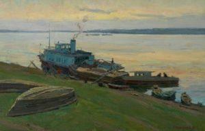 Soviet artist Igor Rubinsky