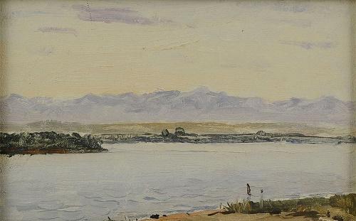 Soviet artist Valery Pimenov