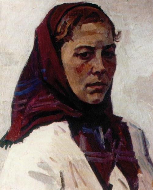 Kate (Yekaterina) Teplyakova. 1970