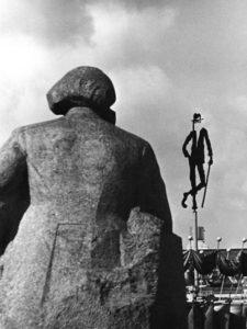 Soviet photographer Mikhail Dashevsky