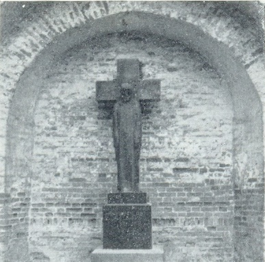 The tomb of KA Yasyuninsky. 1908. Moscow, Necropolis of the Donskoi Monastery