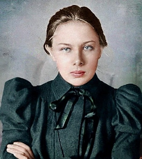 Nadezhda Krupskaya (26 February 1869 – 27 February 1939)