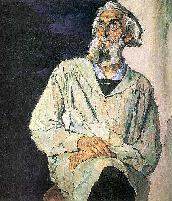 S.T. Konyonkov. 1947