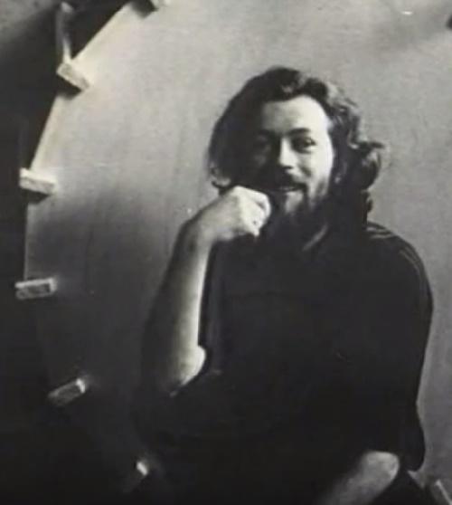 Soviet artist Viktor Harlov