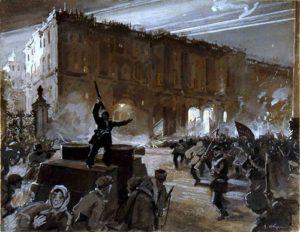 Soviet artist Vasily Svarog