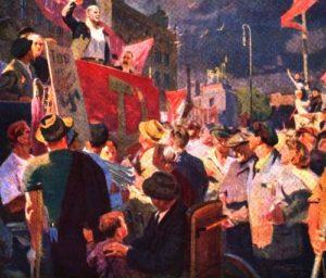 Art belongs to the people. Vladimir Lenin