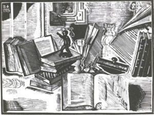 V. Favorsky. Illustration