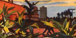 Havana in the anxious days