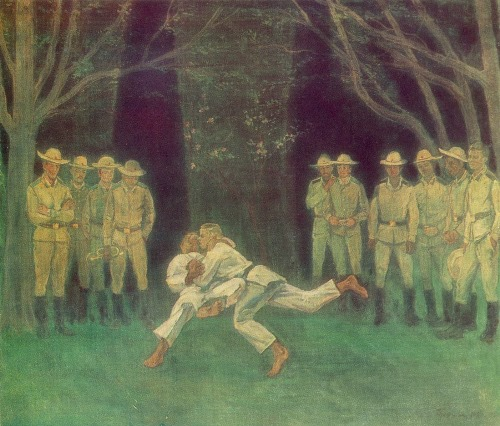 Soviet artist Vladimir Pereyaslavets