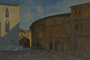 Perugia. Oil. 1965