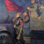 Soviet painter Victor Tsyplakov
