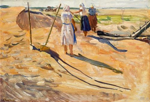 Wheat. 1958