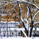 Soviet artist Georgy Vereisky